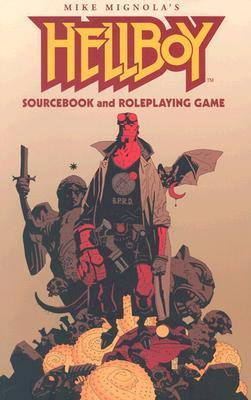 Hellboy: Sourcebook and Roleplaying Game