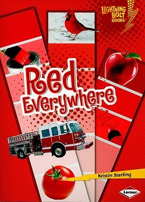 Red Everywhere (Lightning Bolt Books)