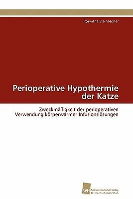 Perioperative Hypothermie Der Katze