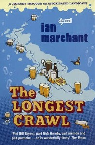 Image result for ian marchant the longest crawl