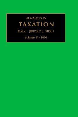 Advances in Taxation, Volume 5