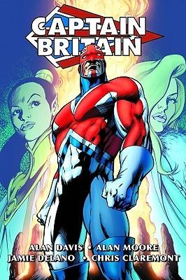 Captain Britain Omnibus