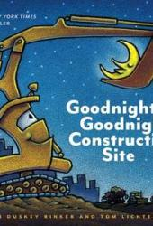 Goodnight, Goodnight, Construction Site Book