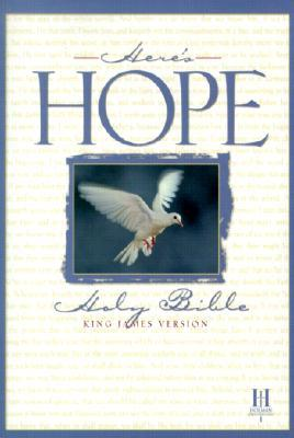 Here's Hope Holy Bible –King James Version