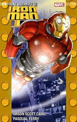 Ultimate Iron Man, Vol. 2