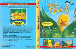 Little Quack Stories: Little Quack, Little Quack's Hide and Seek, Little Quack's New Friend
