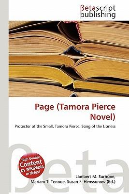 Page (Tamora Pierce Novel)