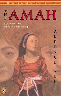 The Amah book cover