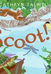 Scoot! Book by Cathryn Falwell