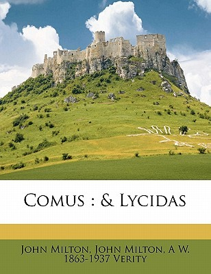 Comus: & Lycida