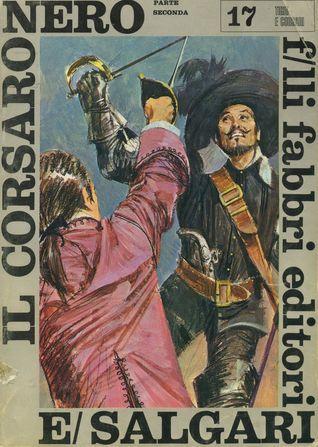 Il corsaro nero: Parte seconda