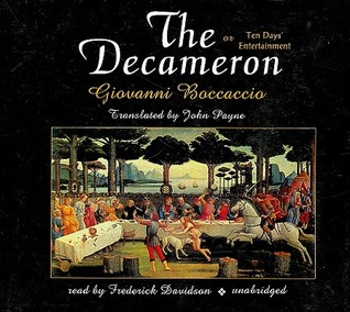 The Decameron: Or Ten Days' Entertainment, Library Edition