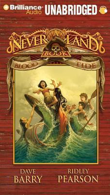 Blood Tide (Never Land, #3)