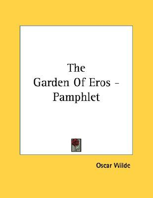 The Garden of Eros - Pamphlet