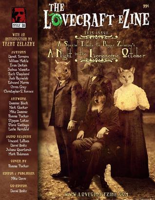 Lovecraft eZine Issue 18 - October 2012