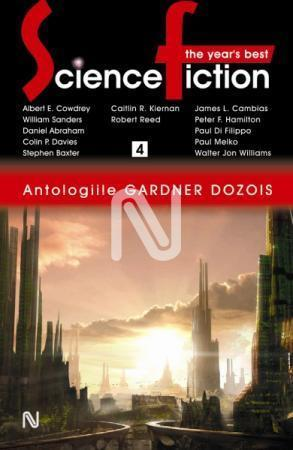 The Year's Best Science Fiction, Volumul 4