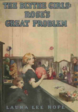 Rose's Great Problem; or, Face to Face With a Crisis