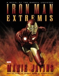 Iron Man: Extremis Prose Novel
