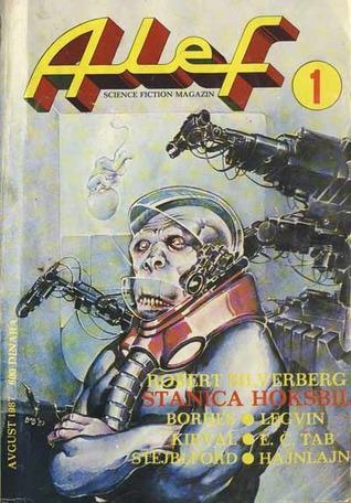Alef - Science fiction magazin broj 1