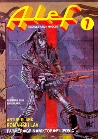 Alef - Science fiction magazin broj 7