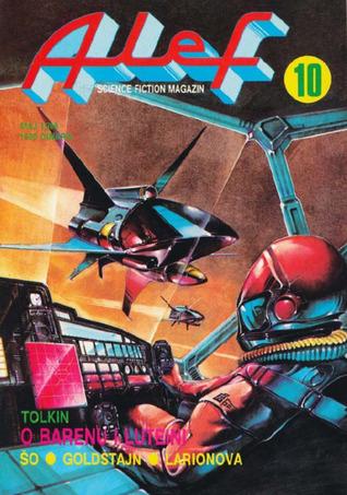 Alef - Science fiction magazin broj 10