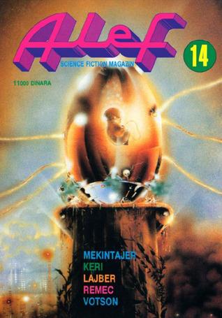 Alef - Science fiction magazin broj 14
