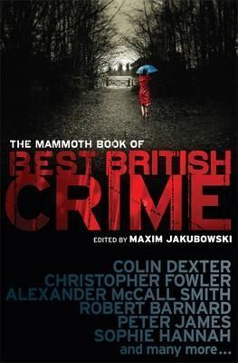 The Mammoth Book of Best British Crime 7