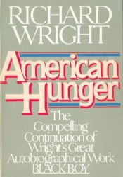 American Hunger Book by Richard Wright