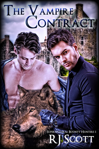 The Vampire Contract (Supernatural Bounty Hunters #1)