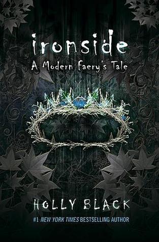 Ironside (Modern Faerie Tales, #3)