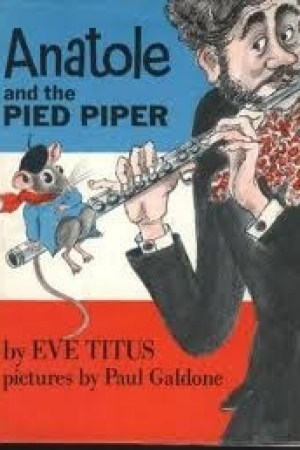 Anatole and the Pied Piper (Anatole, #10)
