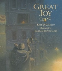 Great Joy by Kate DiCamillo Hardcover Image from Good Reads