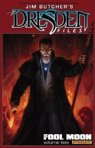 The Dresden Files: Fool Moon, Volume 2