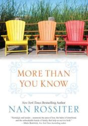 More Than You Know Book by Nan Rossiter