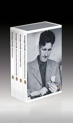 The Essential Orwell Boxed Set: Animal Farm, Down and Out in Paris and London, Nineteen Eighty-Four, Shooting an Elephant and Other Essays