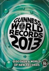 Guinness World Records 2013 Book by Craig Glenday