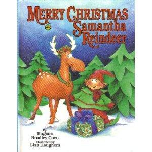 Merry Christmas Samantha Reindeer