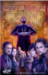 City of Bones (City of Bones: Graphic Novel #4)