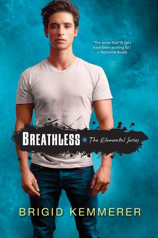 Breathless (Elemental, #2.5)