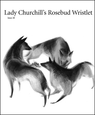 Lady Churchill's Rosebud Wristlet No. 28