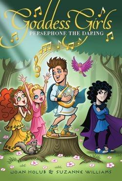 Persephone the Daring (Goddess Girls, #11)