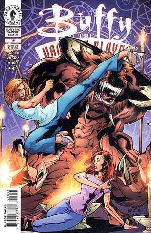 Buffy the Vampire Slayer #16 (Buffy Comics, #16)