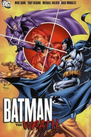 Batman Confidential, Vol. 3: The Wrath PDF Book by Tony Bedard, Mike W. Barr, Rags Morales, Michael Golden PDF ePub