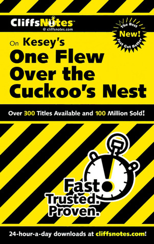 Kesey's One Flew Over the Cuckoo's Nest (Cliffs Notes)