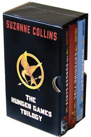 The Hunger Games Trilogy Boxset (The Hunger Games, #1-3)