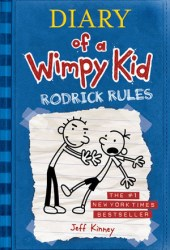 Rodrick Rules (Diary of a Wimpy Kid, #2) Book