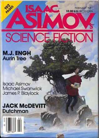 Isaac Asimov's Science Fiction Magazine, February 1987