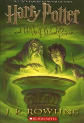 Harry Potter and the Half-Blood Prince (Harry Potter, #6) Book