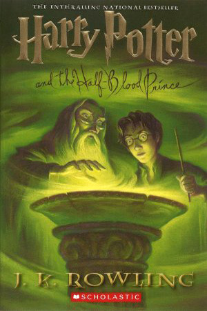 Harry Potter and the Half-Blood Prince (Harry Potter #6) PDF