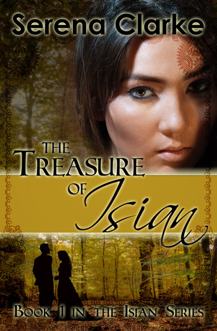 The Treasure of Isian Cover